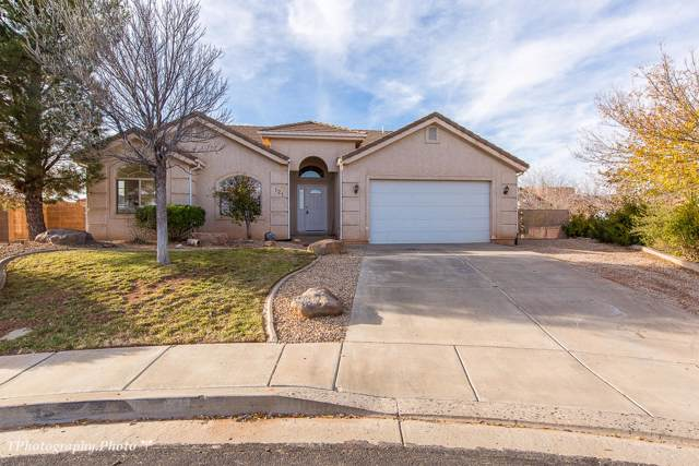121 E 755 S, Ivins, UT 84738 (MLS #19-209362) :: Remax First Realty