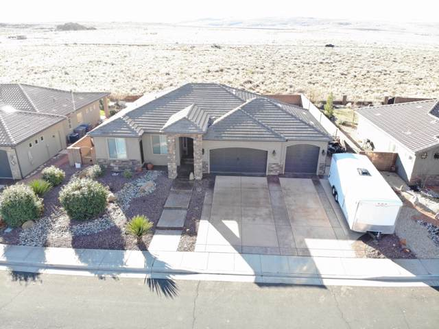 4345 W 2700 S, Hurricane, UT 84737 (MLS #19-209363) :: Team SURGE @ KW St. George