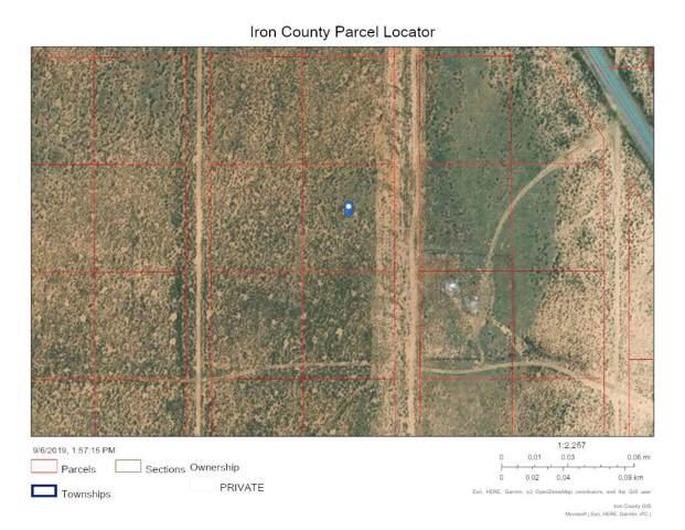 Lot #3 Blk Aw - Cedar Valley Acres, Cedar City, UT 84721 (MLS #19-209364) :: Remax First Realty