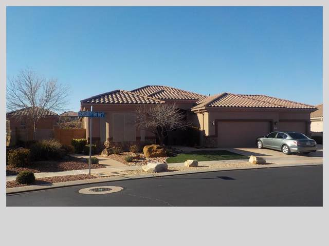 4842 Tranquility Bay Dr, St George, UT 84790 (MLS #19-209372) :: Diamond Group
