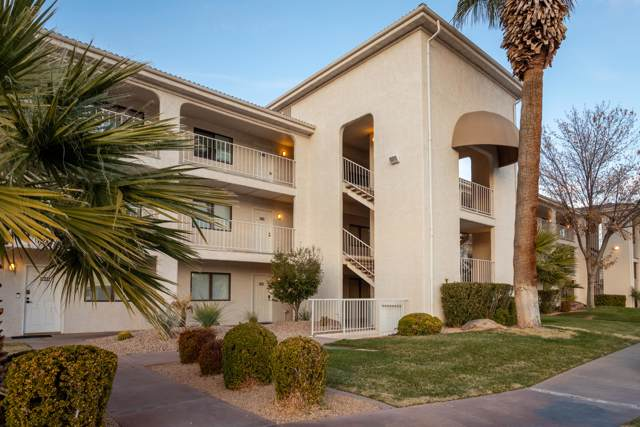 1845 W Canyon View Dr #1414, St George, UT 84770 (MLS #19-209379) :: The Real Estate Collective