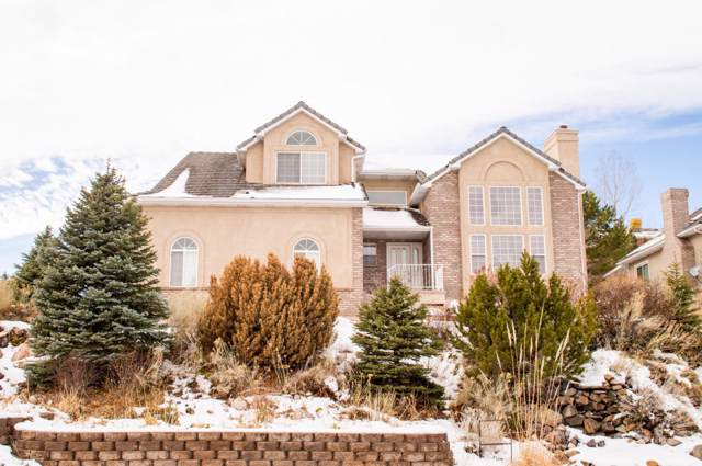 758 S Rose Hill Rd (1500 W), Cedar City, UT 84720 (MLS #19-209382) :: Diamond Group