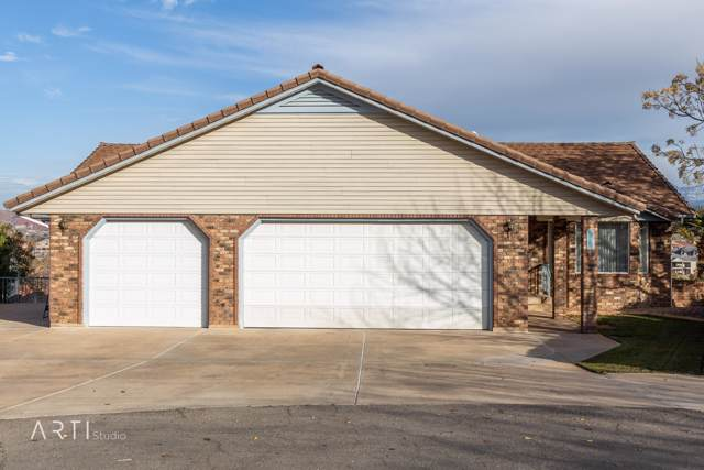 1131 E Twin Cir, St George, UT 84790 (MLS #19-209394) :: Remax First Realty
