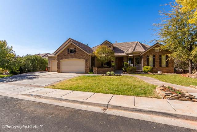 75 Shadow Point Dr, St George, UT 84770 (MLS #19-209404) :: Remax First Realty