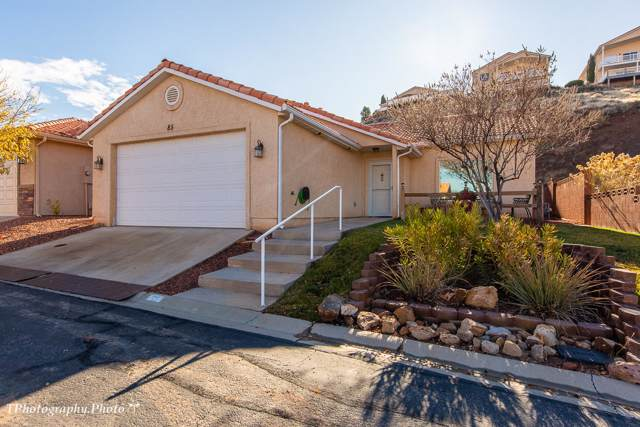 1360 E Telegraph #85, Washington, UT 84780 (MLS #19-209407) :: Team SURGE @ KW St. George