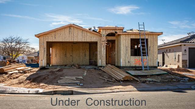 3677 W 150 N Lot 59, Hurricane, UT 84737 (MLS #19-209409) :: Team SURGE @ KW St. George