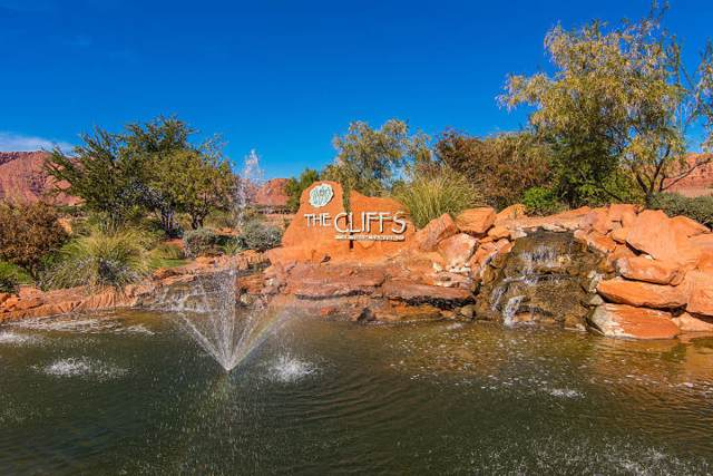 3052 N Snow Canyon Parkway #128, St George, UT 84770 (MLS #19-209427) :: Remax First Realty