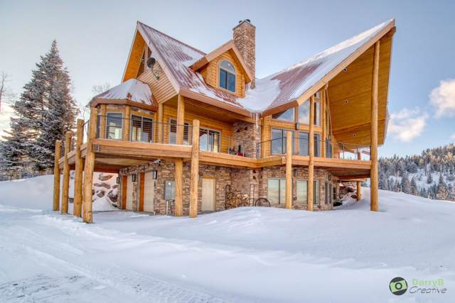 176 Gurr Well Rd, Brian Head, UT 84719 (MLS #19-209454) :: The Real Estate Collective