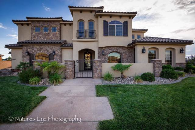 3680 S 2640 E, St George, UT 84790 (MLS #19-209466) :: The Real Estate Collective
