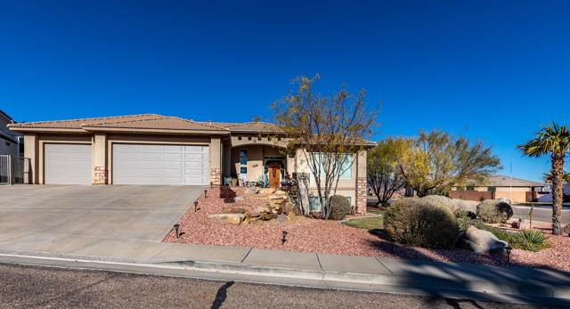 1835 E 970 S, St George, UT 84790 (MLS #19-209542) :: Remax First Realty