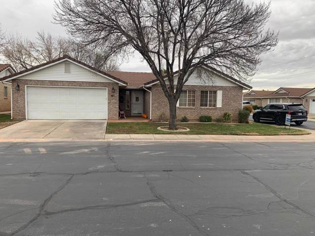 1055 E 900 S #91, St George, UT 84790 (MLS #19-209565) :: Remax First Realty