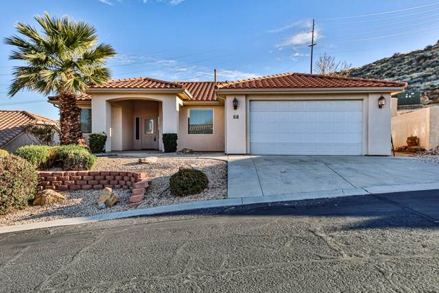 199 W 2025 S #68, St George, UT 84770 (MLS #19-209582) :: Remax First Realty