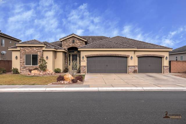 3235 E 3180 S, St George, UT 84790 (MLS #19-209608) :: The Real Estate Collective