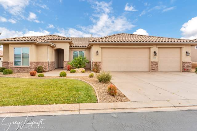 4643 S Whisper Point Dr, St George, UT 84790 (MLS #19-209701) :: The Real Estate Collective