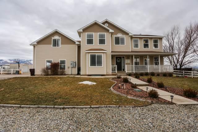 4517 W 1400 S, Cedar City, UT 84721 (MLS #19-209706) :: The Real Estate Collective