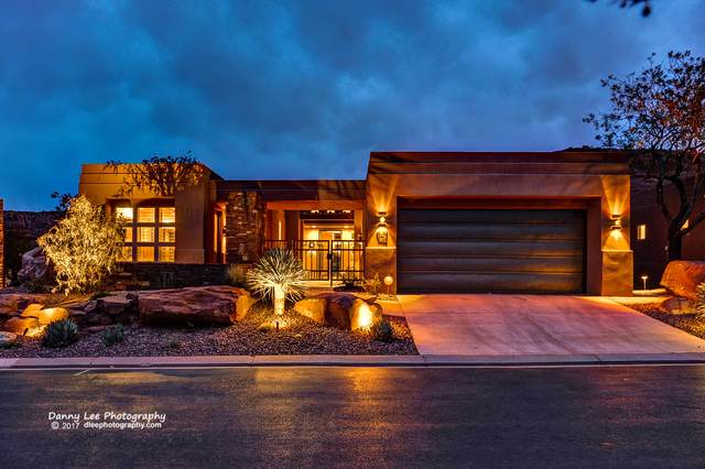 2410 W Entrada #19, St George, UT 84770 (MLS #19-209720) :: The Real Estate Collective