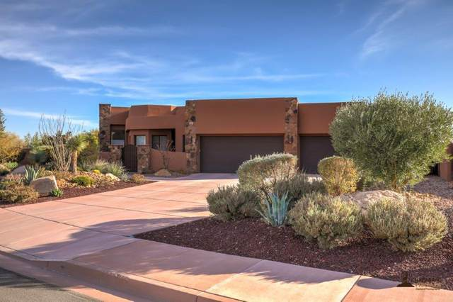 590 E Ridgecrest Cir, Ivins, UT 84738 (MLS #19-209727) :: Diamond Group