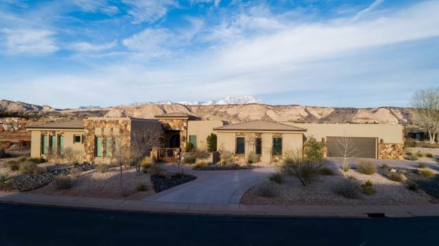 4988 N Silver Cloud, St George, UT 84770 (MLS #20-209671) :: John Hook Team
