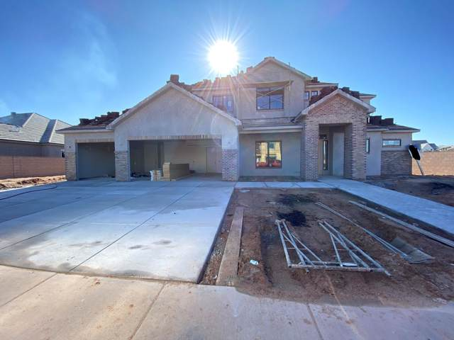 2818 E Ridgedale Ln, St George, UT 84790 (MLS #20-209699) :: Remax First Realty
