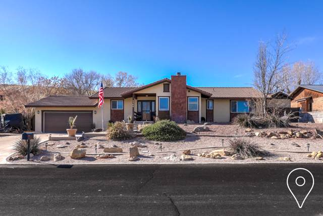 3366 Ute Rd, St George, UT 84790 (MLS #20-209710) :: Remax First Realty