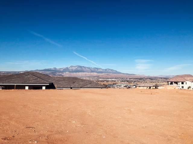 2520 E 1450 S Lot #17, St George, UT 84790 (MLS #20-209715) :: The Real Estate Collective