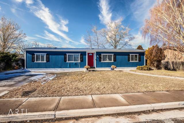 42 S 275 W St, Enterprise, UT 84725 (MLS #20-209722) :: The Real Estate Collective
