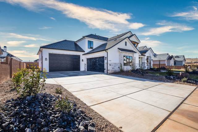 3154 E Blue Quartz Dr, Washington, UT 84780 (MLS #20-209728) :: The Real Estate Collective
