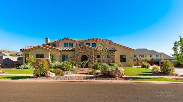 2378 E 3860 S, St George, UT 84790 (MLS #20-209743) :: Remax First Realty