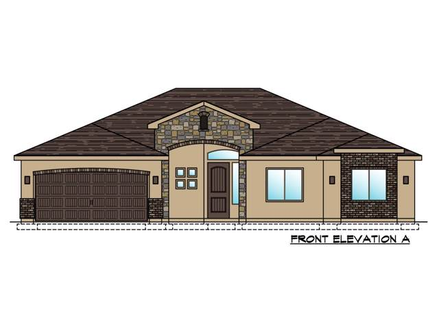 Lot 123 2890 South, St George, UT 84790 (MLS #20-209760) :: Remax First Realty