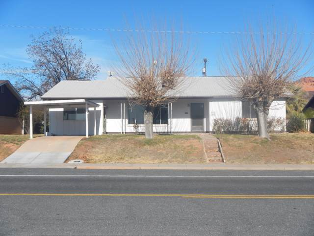 271 E 100 S, St George, UT 84770 (MLS #20-209805) :: Remax First Realty