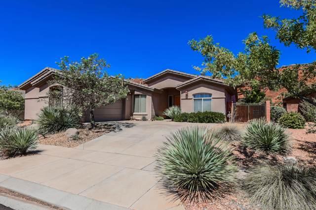 3313 E Hidden Springs Dr, Washington, UT 84780 (MLS #20-209808) :: The Real Estate Collective