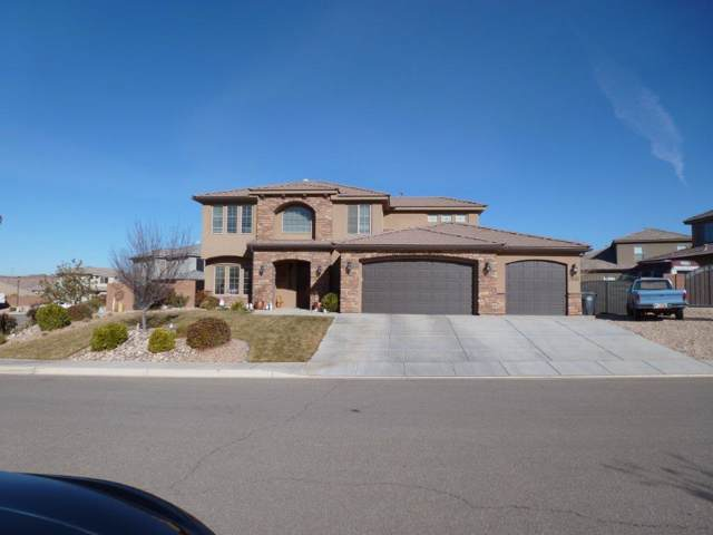 2883 E 3460 St S, St George, UT 84790 (MLS #20-209817) :: The Real Estate Collective