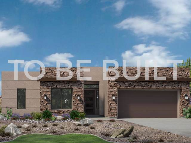Lot 58 Pocket Mesa Dr., St George, UT 84790 (MLS #20-209836) :: Remax First Realty