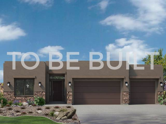 Lot 14 Firepit Knoll Dr., St George, UT 84790 (MLS #20-209842) :: The Real Estate Collective