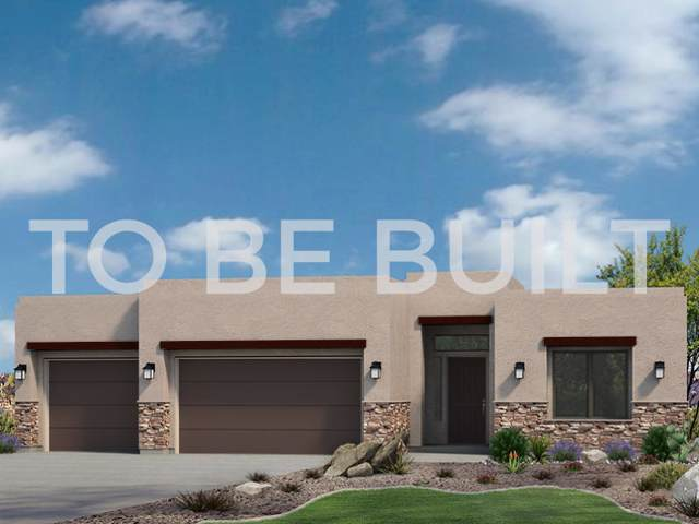Lot 47 Pocket Mesa Dr., St George, UT 84790 (MLS #20-209847) :: Remax First Realty