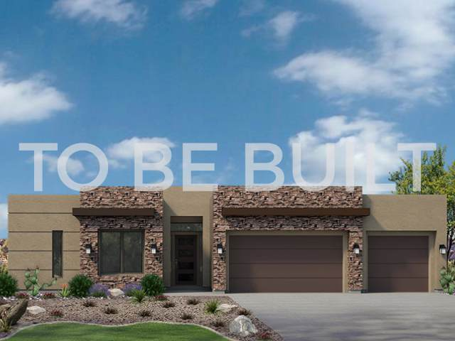 Lot 43 Pocket Mesa Dr., St George, UT 84790 (MLS #20-209848) :: Remax First Realty