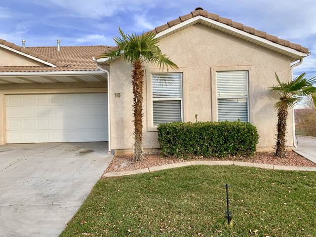 2056 E Middleton #16, St George, UT 84770 (MLS #20-209872) :: Remax First Realty