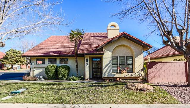 301 S 1200 E #17, St George, UT 84790 (MLS #20-209875) :: Remax First Realty