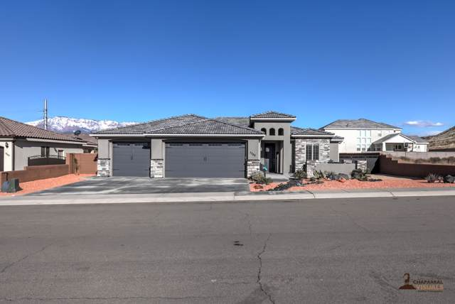 3348 W 2370 S, Hurricane, UT 84737 (MLS #20-209880) :: Remax First Realty