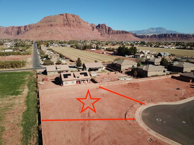 444 S 80 W Lot 102, Ivins, UT 84738 (MLS #20-209933) :: Remax First Realty