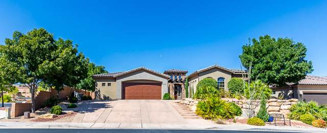 2412 S 1060 W, St George, UT 84770 (MLS #20-209940) :: The Real Estate Collective