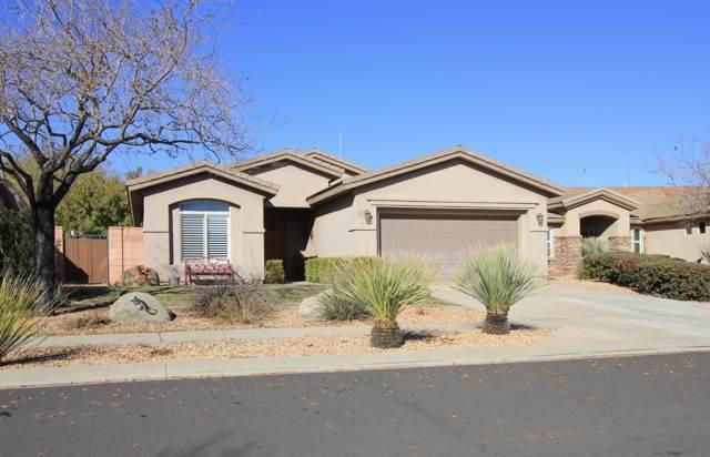 3563 E Hidden Springs Dr, Washington, UT 84780 (MLS #20-209991) :: The Real Estate Collective