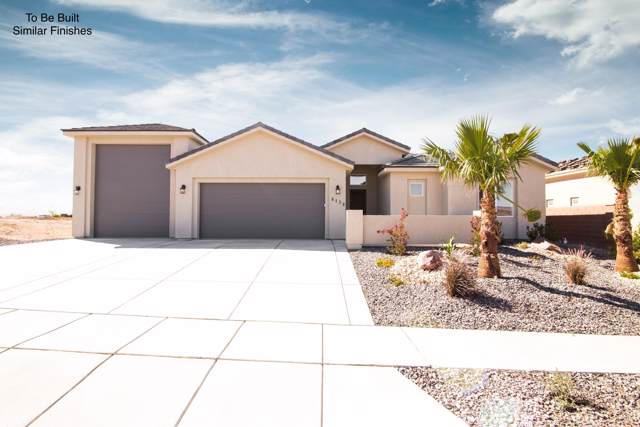 Lot 23 Broken Mesa Dr, St George, UT 84790 (MLS #20-209994) :: Platinum Real Estate Professionals PLLC