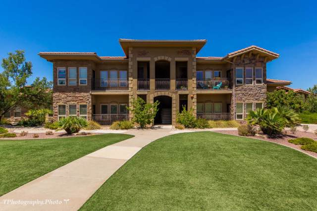 280 S Luce Del Sol #117, St George, UT 84770 (MLS #20-210039) :: The Real Estate Collective