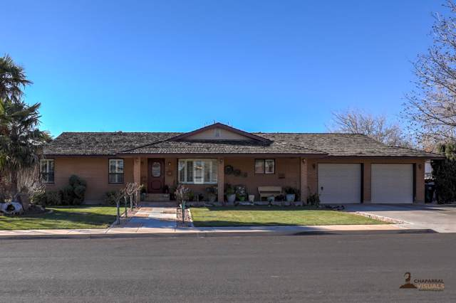 962 S 770 E, St George, UT 84790 (MLS #20-210054) :: The Real Estate Collective