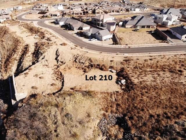 1471 Colbey Lp Lot 210, Santa Clara, UT 84765 (MLS #20-210063) :: Remax First Realty