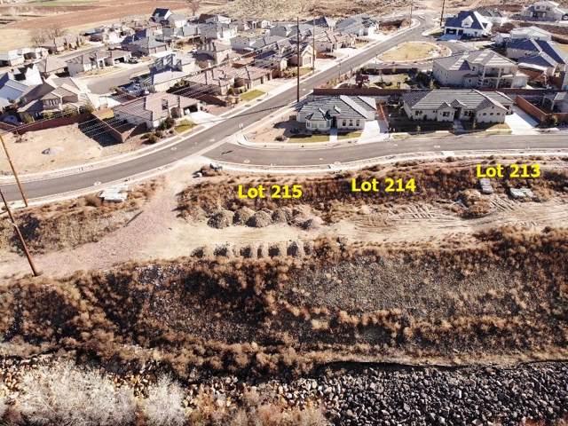 1503 Colbey Lp Lot 214, Santa Clara, UT 84765 (MLS #20-210067) :: Remax First Realty
