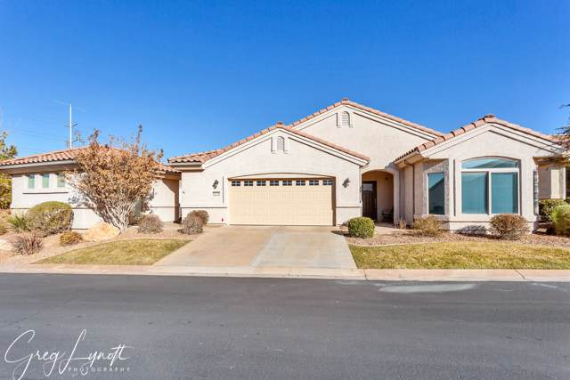 4179 S Cantamar Dr, St George, UT 84790 (MLS #20-210090) :: The Real Estate Collective