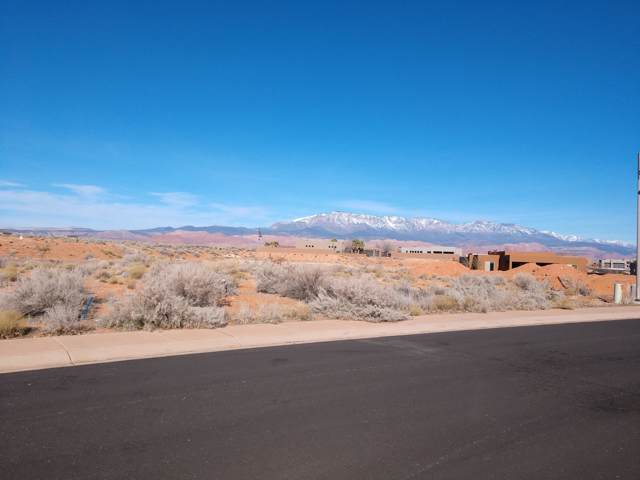 LOT 54 S Red Rock Way #54, Hurricane, UT 84737 (MLS #20-210094) :: The Real Estate Collective