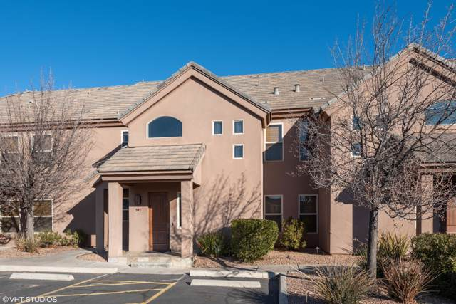 1839 W Canyon View Dr #202, St George, UT 84770 (MLS #20-210107) :: Remax First Realty